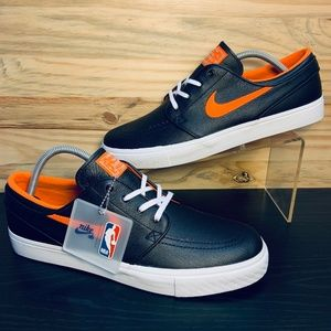 Nike SB Zoom Stefan Janoski Leather NBA NY Knicks